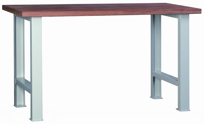 werkbank arbeitstisch 5 schubladen lxtxh 1500x700x840mm ral 7035 5010 ebay. Black Bedroom Furniture Sets. Home Design Ideas