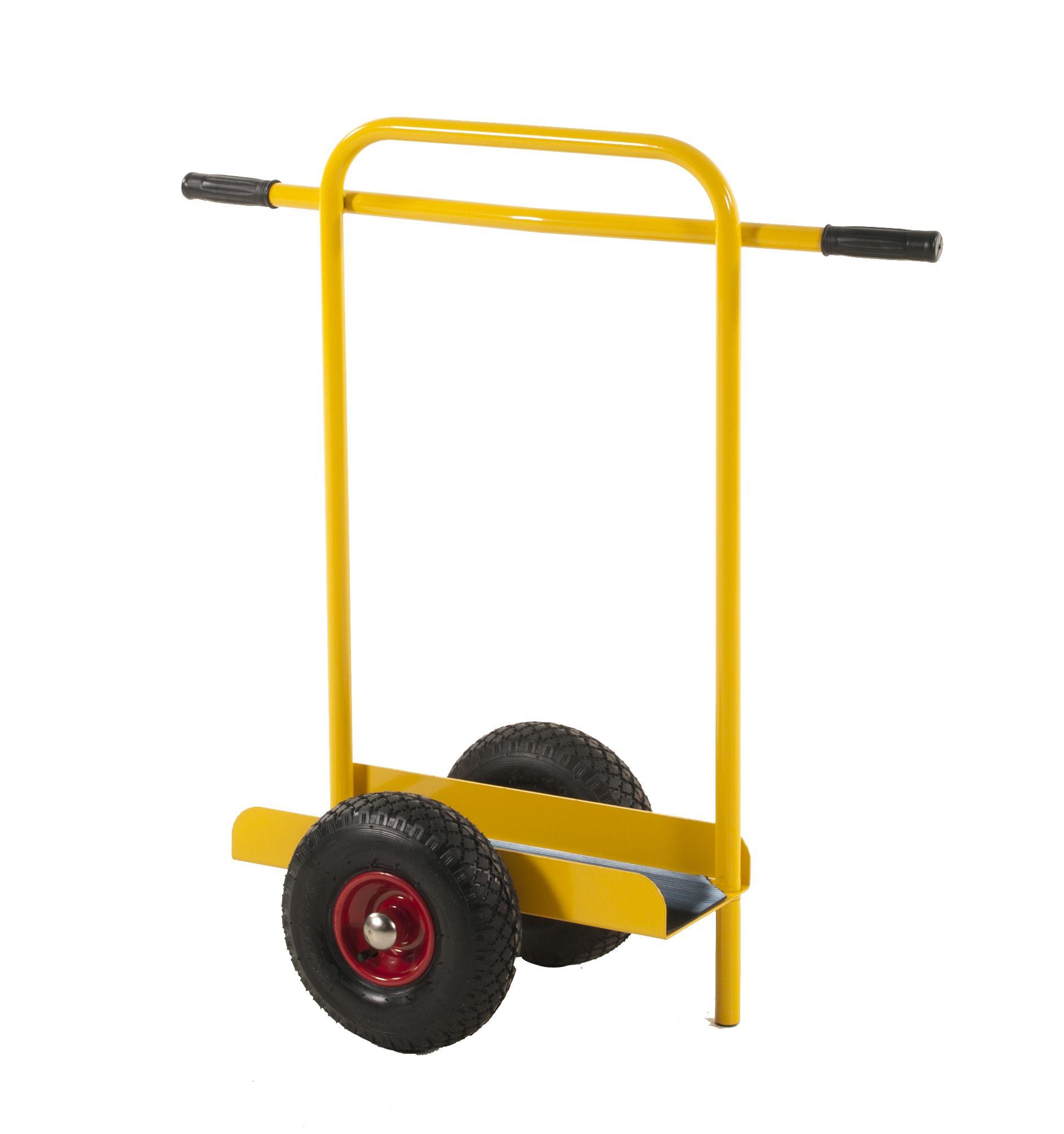 plattenroller plattenwagen plattentransport roller tragkraft 200kg luftbereifung ebay. Black Bedroom Furniture Sets. Home Design Ideas