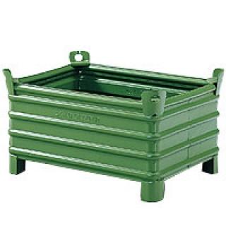 stapelbox transportbeh lter stahlbeh lter stahlbox stahltransportbox stapel. Black Bedroom Furniture Sets. Home Design Ideas